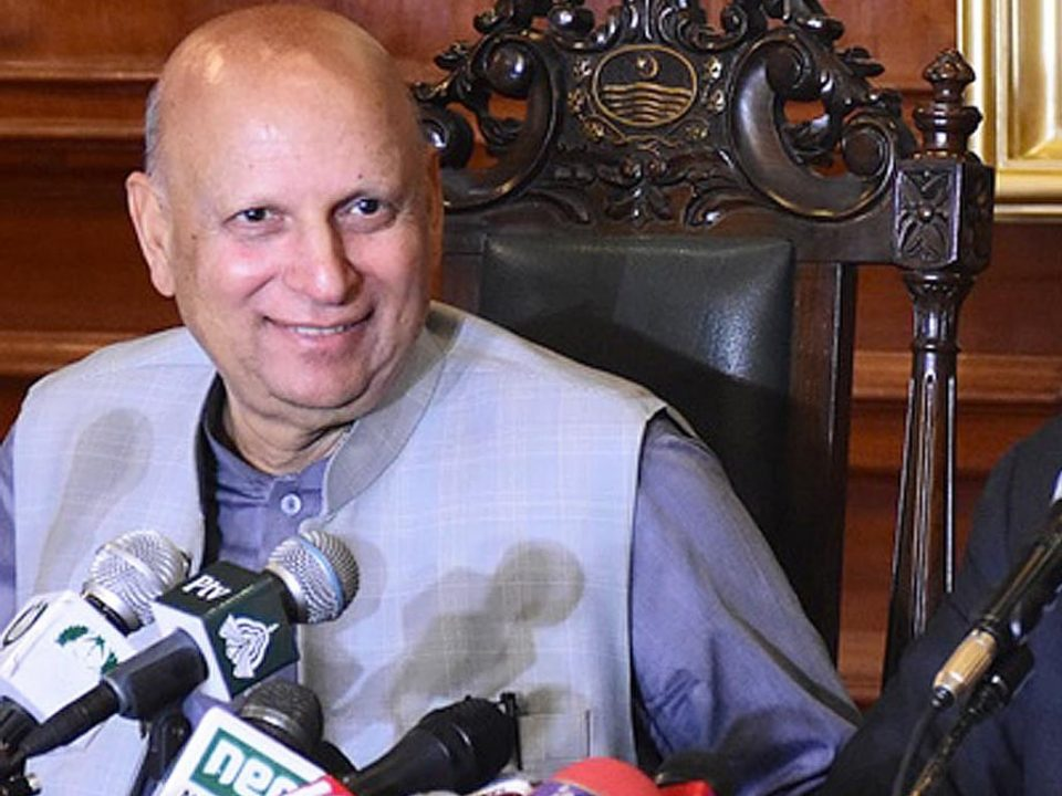 Long March, Rallies Can't Force Early General Election: Chaudhry Sarwar
