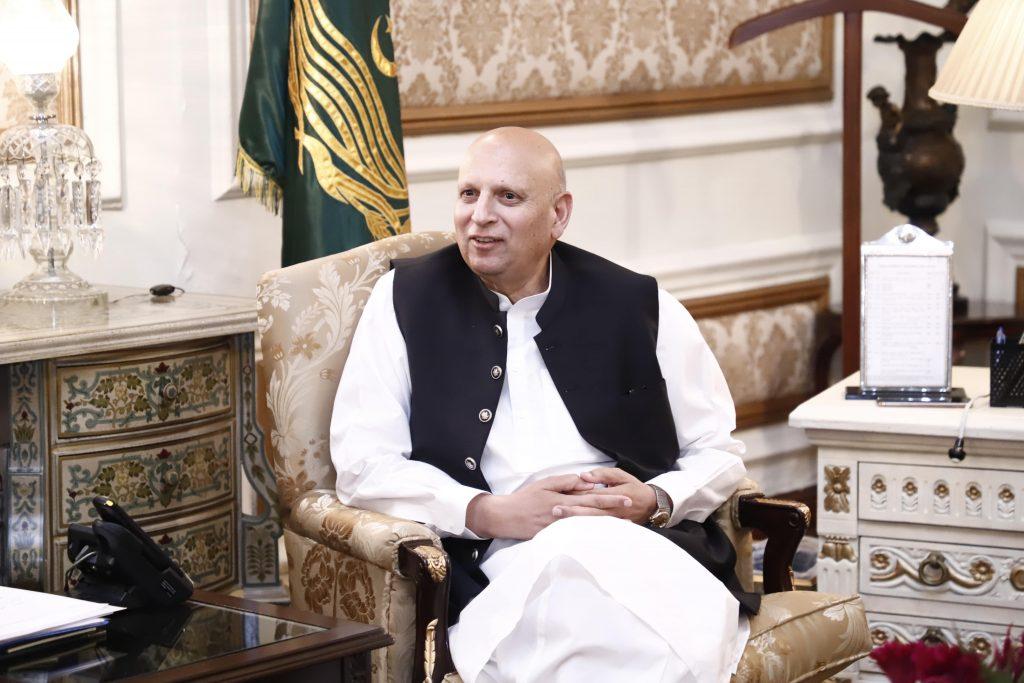 Governor Punjab Chaudhry Mohammad Sarwar